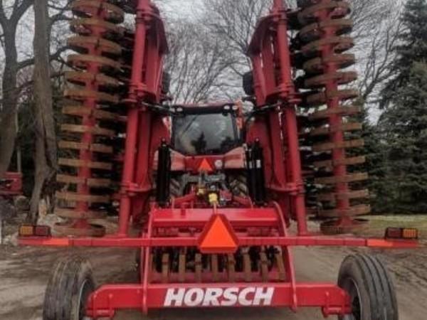 2017 Horsch JOKER RT25 Disk