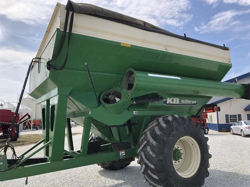 2013 Killbros 1175 Grain Cart