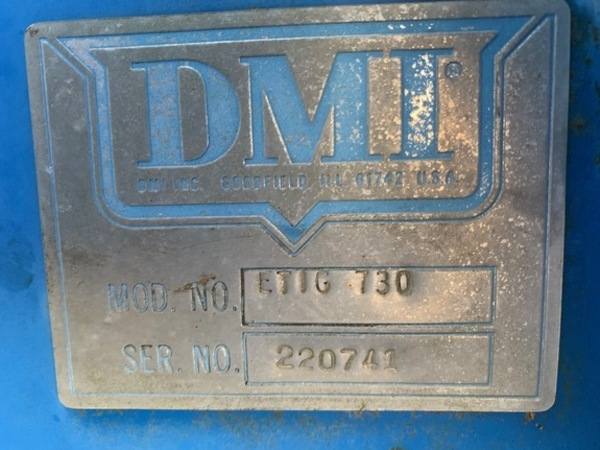 DMI Ecolo-Tiger 730 Disk Chisel