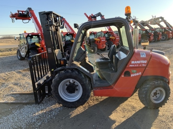 2018 Manitou MH25-4T Forklift