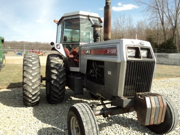 Used White Tractors for Sale   Machinery Pete