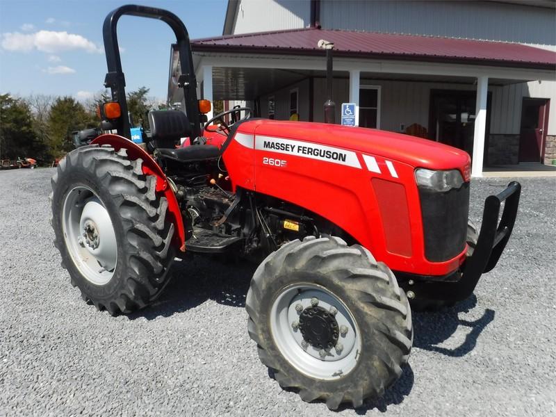 2008 Massey Ferguson 2605 Tractor