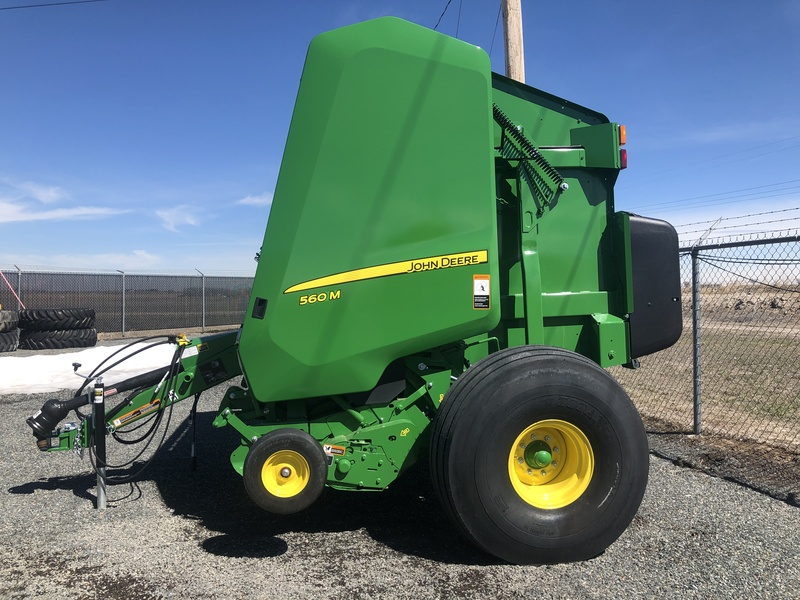 John Deere 560M Round Balers for Sale | Machinery Pete