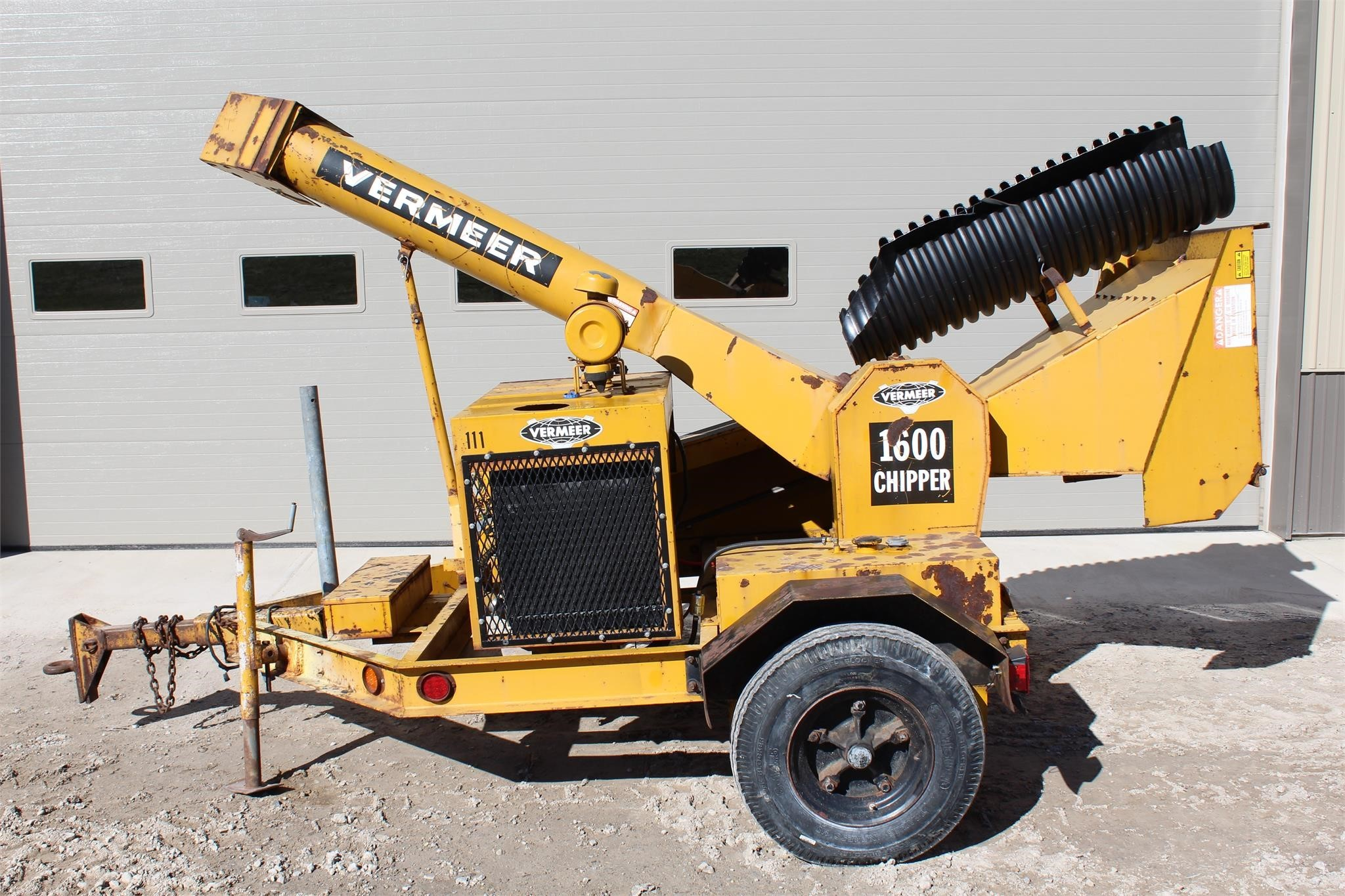 Vermeer 1600A Forestry and Mining