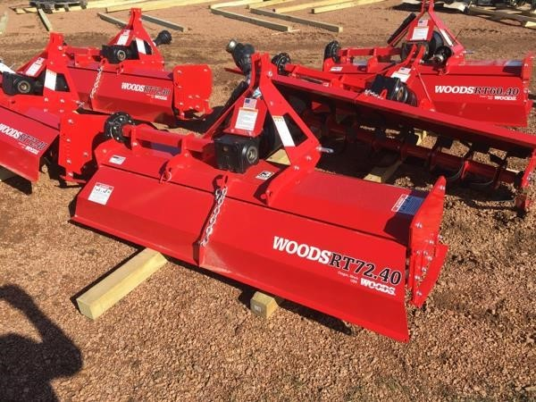 2019 Woods RT72.40 Rotary Hoe