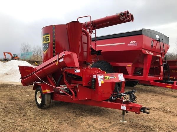 2019 H & S GM170 Grinders and Mixer