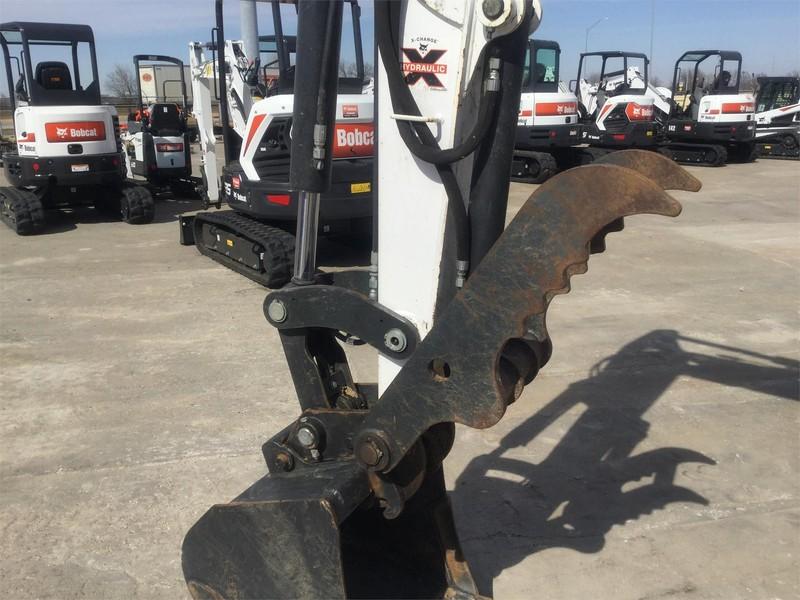 2018 Bobcat E50 Excavators and Mini Excavator