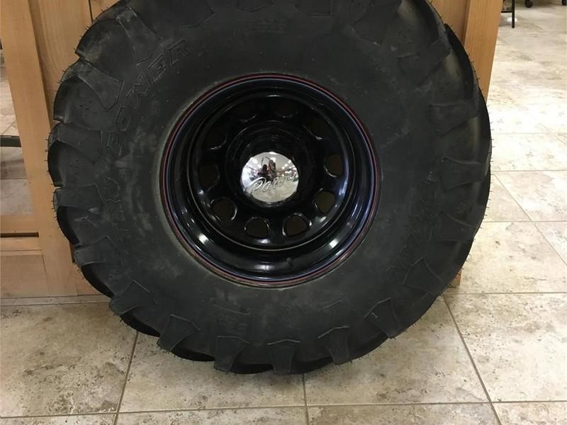 2017 Titan 12.4-16 R1 Wheels / Tires / Track