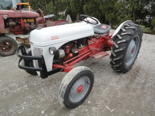 1952 Ford 8N Under 40 HP