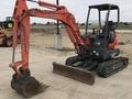 2015 Kubota U35S2 Excavators and Mini Excavator