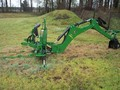 2016 John Deere 485A Backhoe and Excavator Attachment