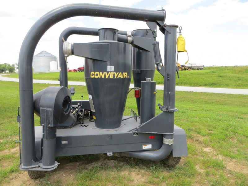 Used ConveyAir Grain Vacs for Sale | Machinery Pete