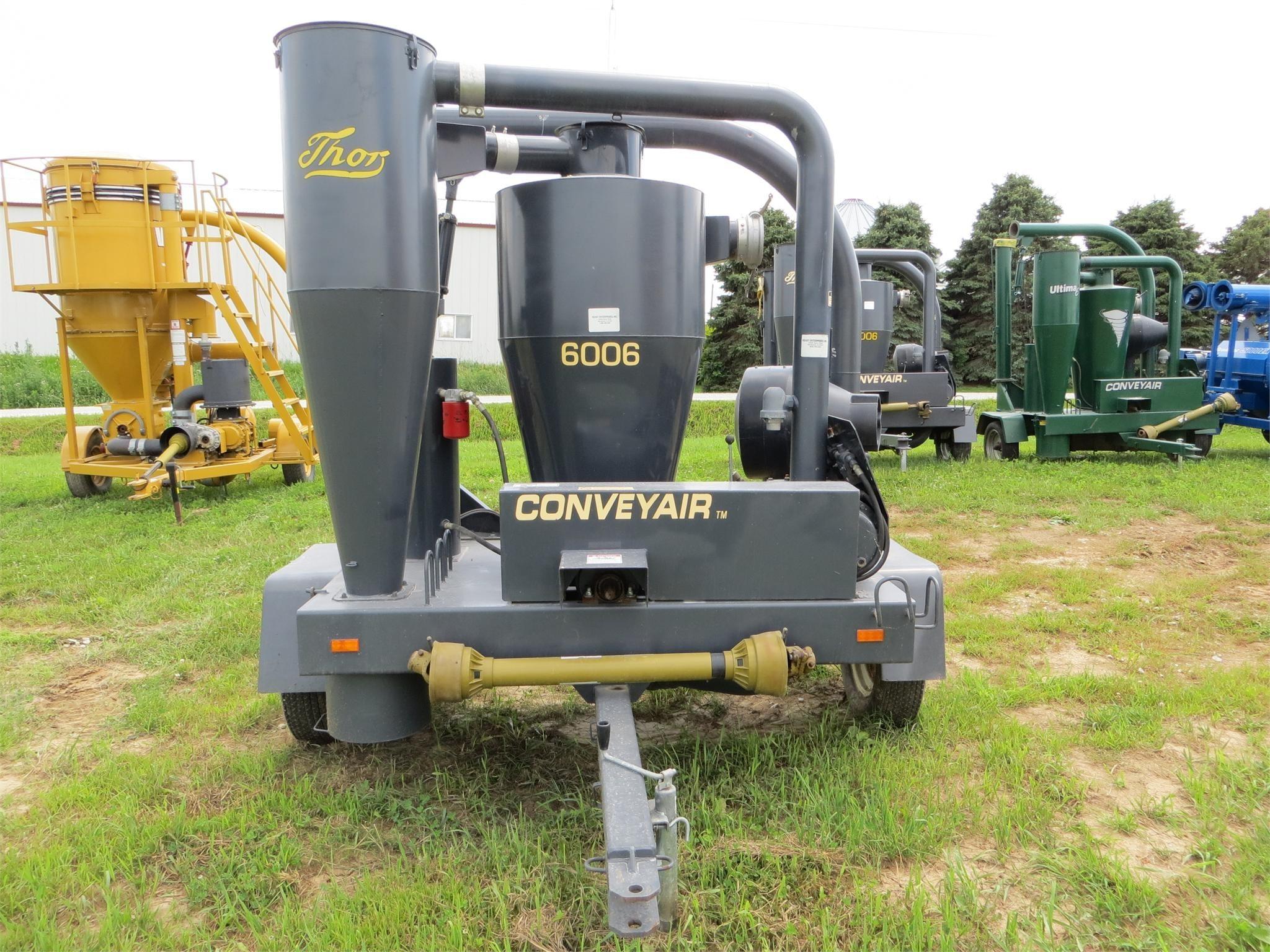 2006 ConveyAir 6006 Grain Vac