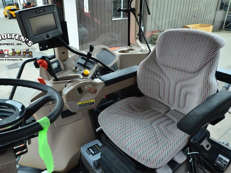 2007 Kubota M125X Tractor