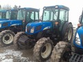 2009 New Holland T4050F 40-99 HP