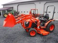 Kubota B2301HSD Under 40 HP