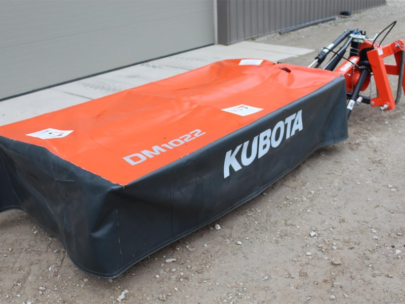 2018 Kubota DM1022 Disk Mower