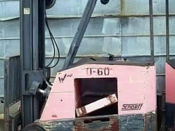 1996 Schaeff W60 Forklift