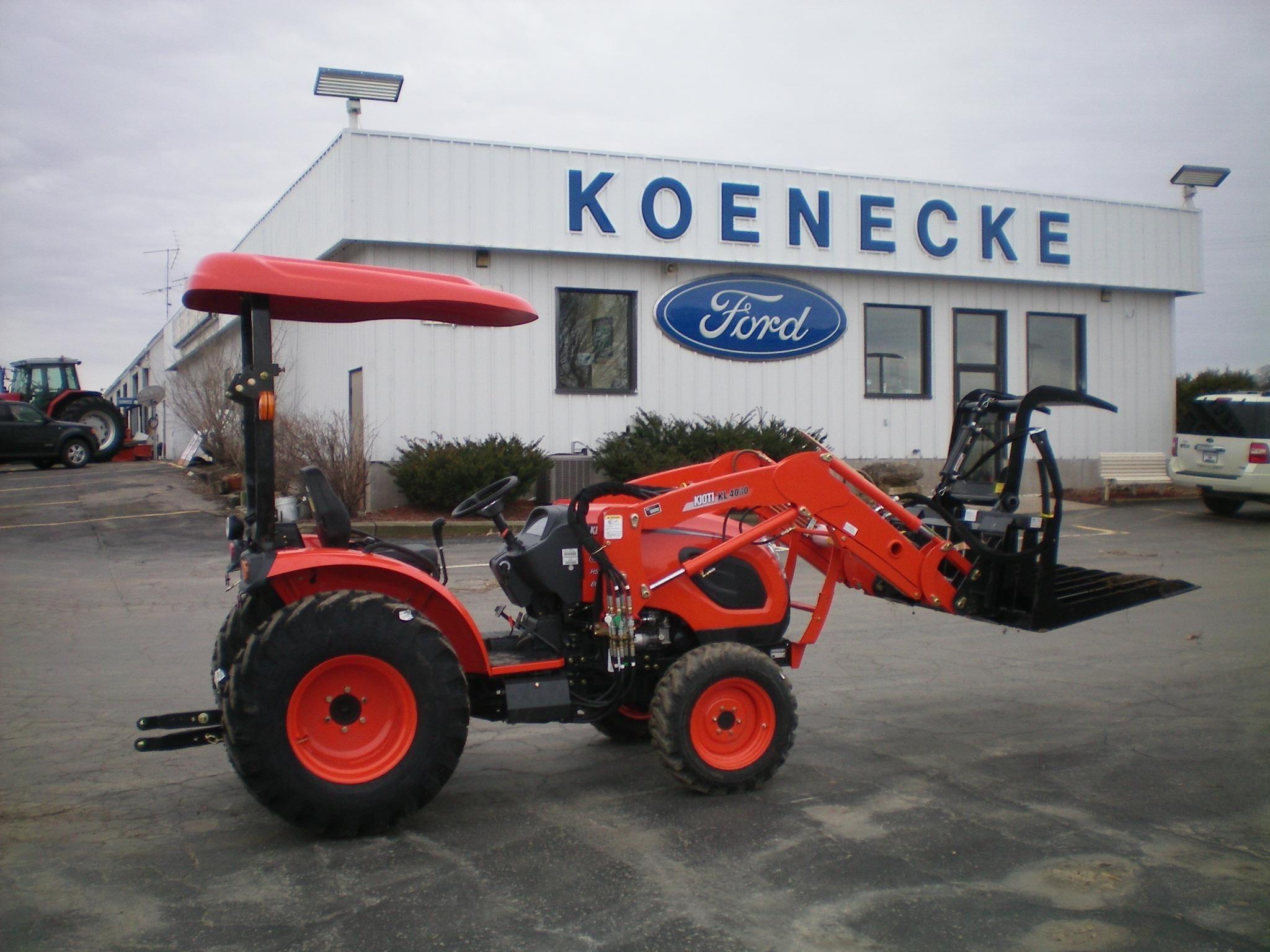 Kioti CK3510HST Tractor