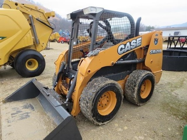 Case SR210 Skid Steer