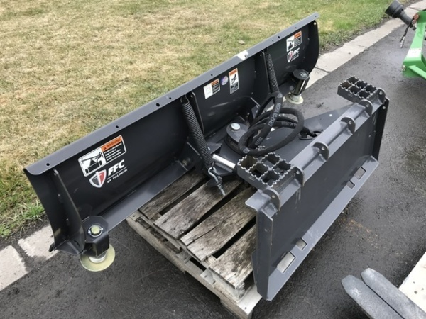 2014 Paladin 114 Loader and Skid Steer Attachment