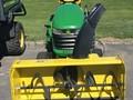 2011 John Deere X320 Lawn and Garden