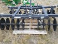2016 A&L 7ft 7inch 3 point disk harrow Disk