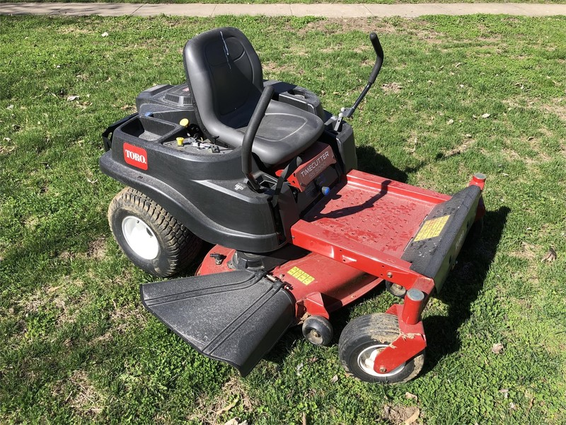 Used Toro TimeCutter SS5000 Lawn and Garden for Sale | Machinery Pete