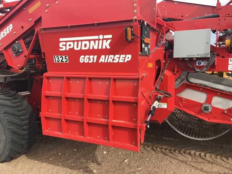 2017 Spudnik 6640 Potato