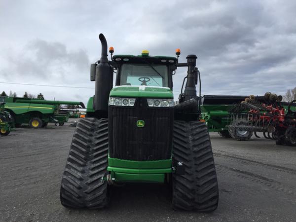 2017 John Deere 9620RX Tractor
