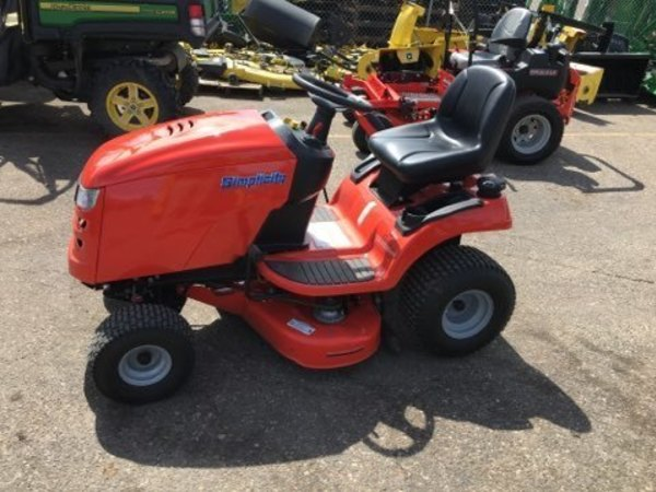 Used Simplicity Regent Lawn and Garden for Sale | Machinery Pete
