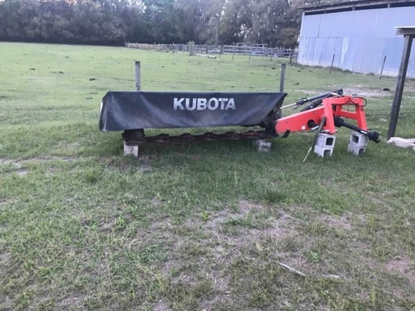2015 Kubota DM1024 Disk Mower