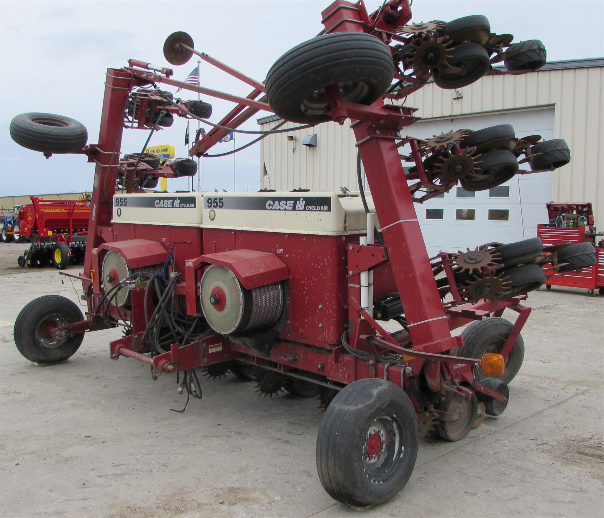 1995 Case IH 955 Planter
