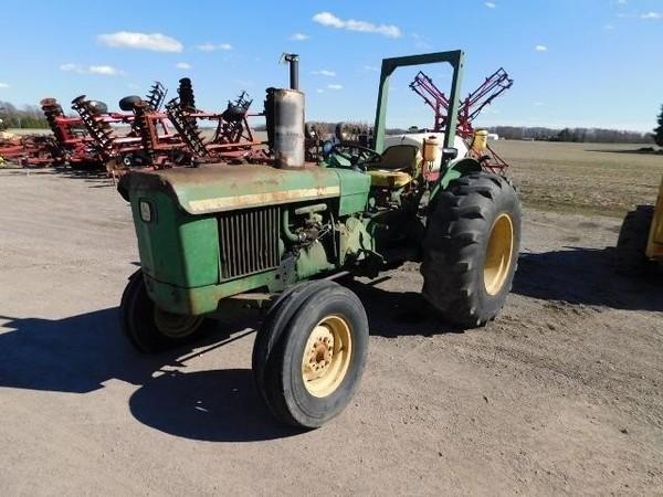 John Deere 1020 Tractors for Sale | Machinery Pete