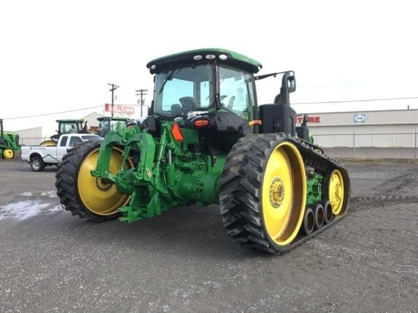 2015 John Deere 8370RT Tractor