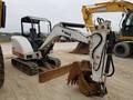 2008 Bobcat 331E Excavators and Mini Excavator