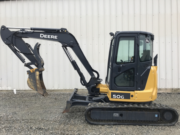 Used Deere Backhoes for Sale   Machinery Pete