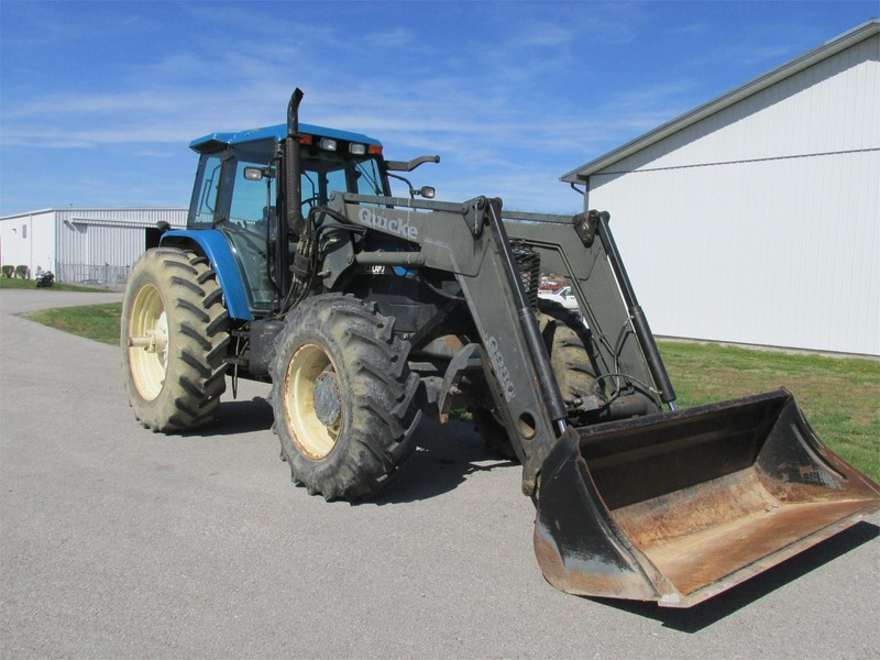 2001 New Holland TM150 Tractor