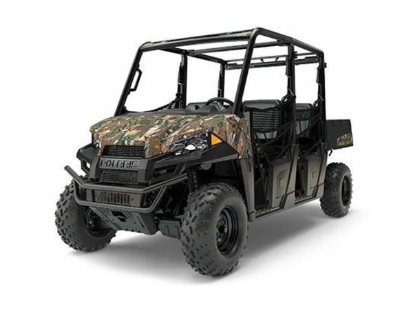 2018 Polaris Ranger 570 Crew ATVs and Utility Vehicle