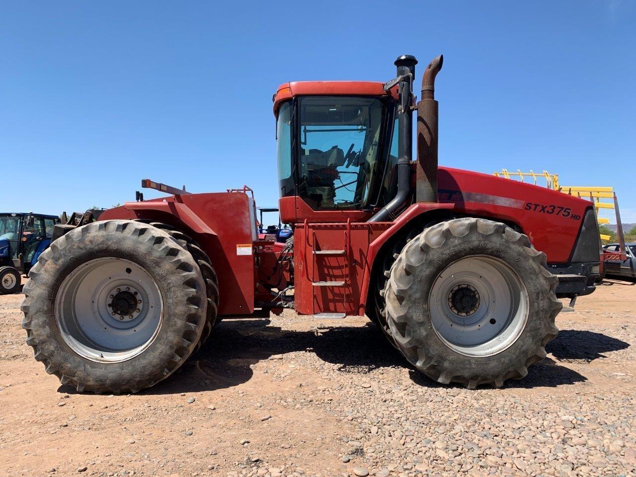 2005 Case IH STX375 Tractor