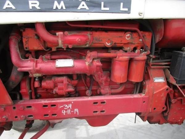 1965 International 1206 Tractor