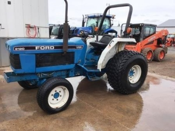 ford 2120 tractor problems