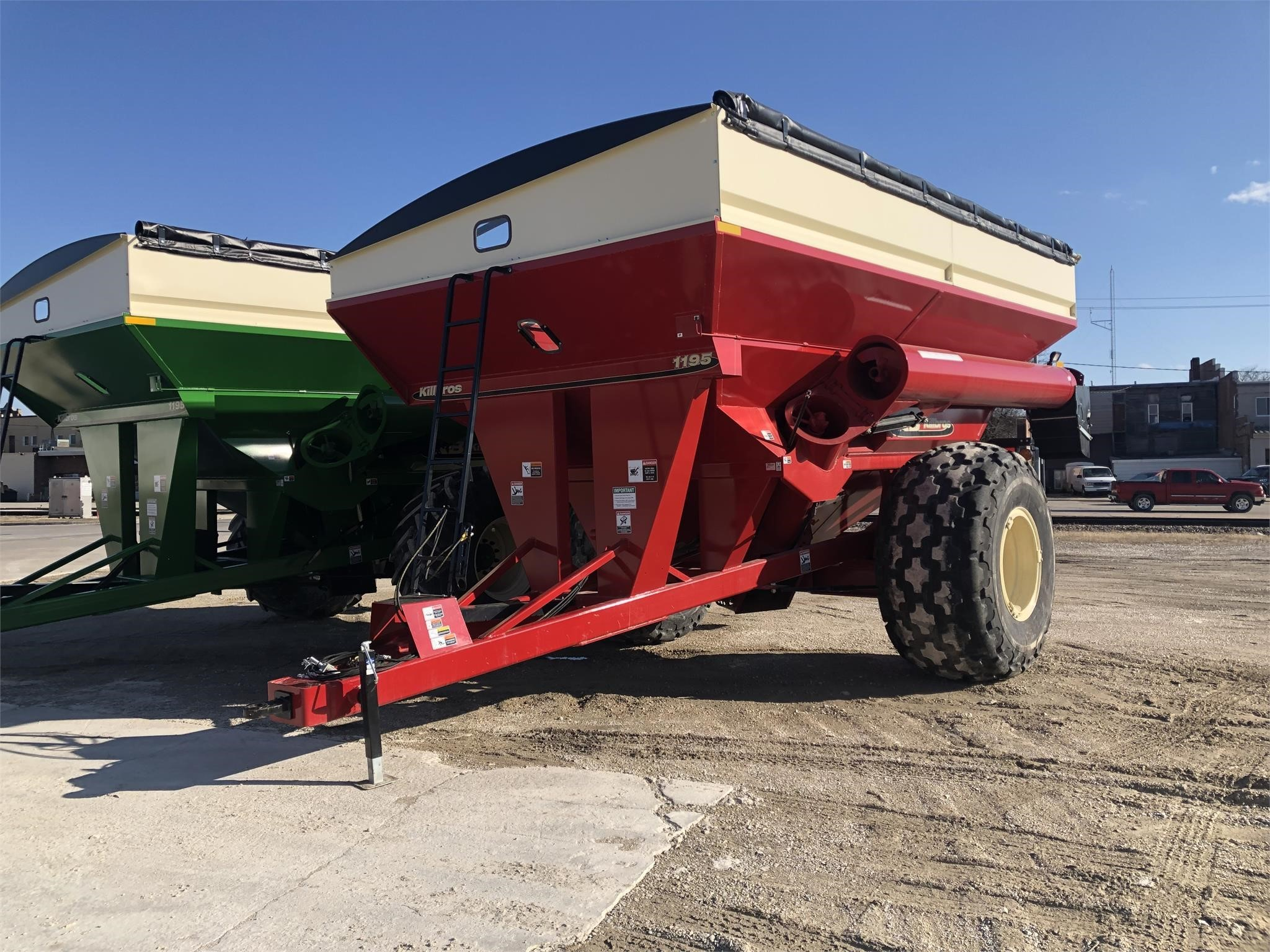 2019 Killbros 1195 Grain Cart