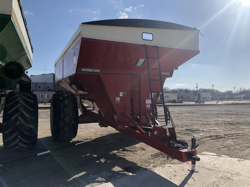 2019 Killbros 1195 Grain Cart