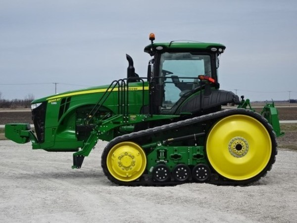 2017 John Deere 8345RT Tractor
