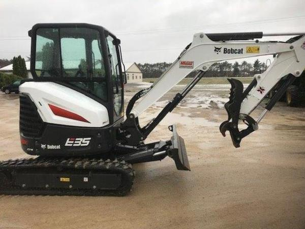 Used Bobcat E35 Backhoes for Sale | Machinery Pete