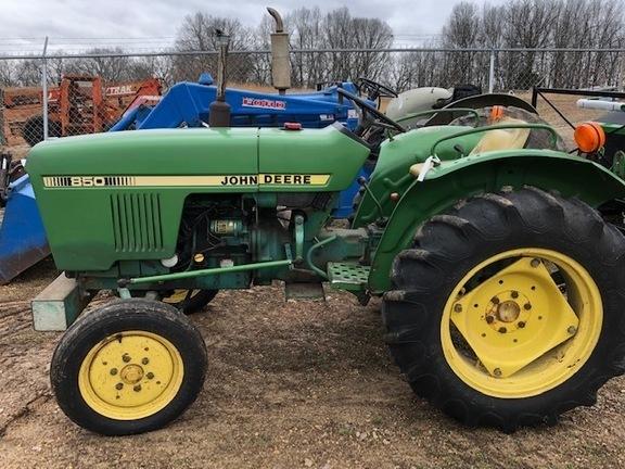 1978 John Deere 850 Tractor