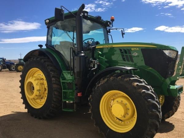 2019 John Deere 6175R Tractor