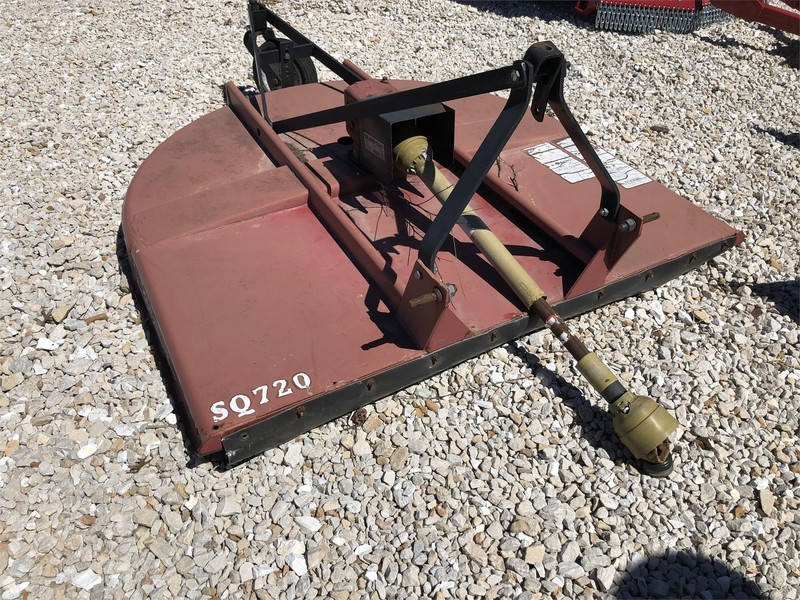 Used Bush Hog SQ720 Rotary Cutters for Sale   Machinery Pete
