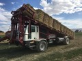 2015 Stinger 6500 Bale Wagons and Trailer